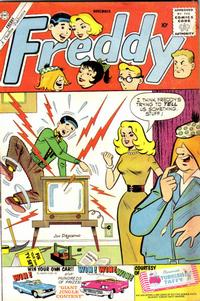 Cover Thumbnail for Freddy (Charlton, 1958 series) #25