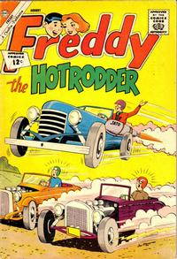 Cover Thumbnail for Freddy (Charlton, 1958 series) #35
