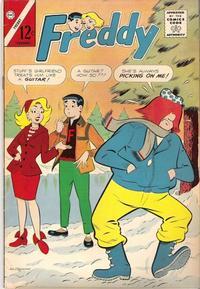 Cover Thumbnail for Freddy (Charlton, 1958 series) #44