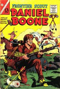 Cover Thumbnail for Frontier Scout Daniel Boone (Charlton, 1965 series) #14
