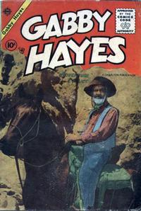 Cover Thumbnail for Gabby Hayes (Charlton, 1954 series) #53
