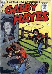 Cover Thumbnail for Gabby Hayes (Charlton, 1954 series) #56