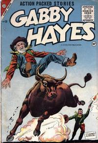 Cover Thumbnail for Gabby Hayes (Charlton, 1954 series) #58