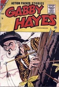 Cover Thumbnail for Gabby Hayes (Charlton, 1954 series) #59