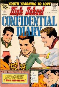 Cover Thumbnail for High School Confidential Diary (Charlton, 1960 series) #9