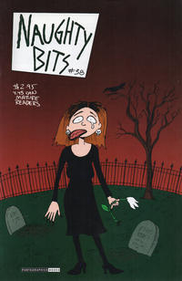 Cover Thumbnail for Naughty Bits (Fantagraphics, 1991 series) #38