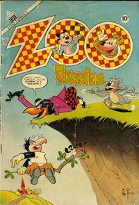 Cover Thumbnail for Zoo Funnies (Charlton, 1953 series) #2