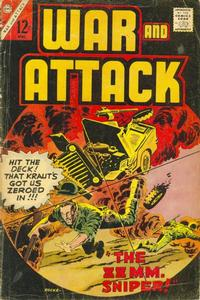 Cover Thumbnail for War and Attack (Charlton, 1966 series) #59