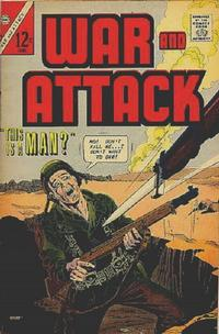 Cover Thumbnail for War and Attack (Charlton, 1966 series) #60