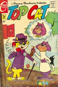 Cover Thumbnail for Top Cat (Charlton, 1970 series) #2