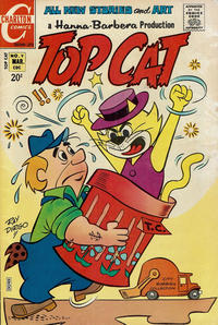 Cover Thumbnail for Top Cat (Charlton, 1970 series) #9