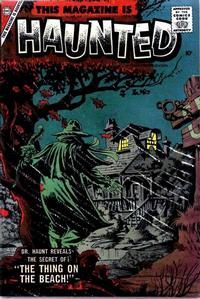 Cover Thumbnail for This Magazine Is Haunted (Charlton, 1957 series) #12