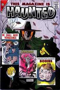 Cover Thumbnail for This Magazine Is Haunted (Charlton, 1957 series) #13
