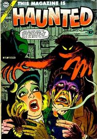Cover Thumbnail for This Magazine Is Haunted (Charlton, 1954 series) #17