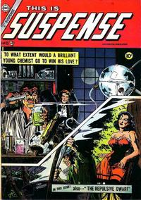 Cover Thumbnail for This Is Suspense (Charlton, 1955 series) #23