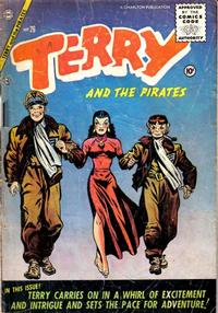 Cover Thumbnail for Terry and the Pirates (Charlton, 1955 series) #26