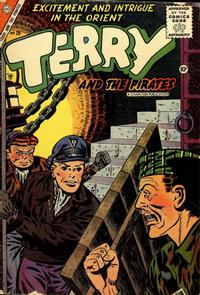 Cover Thumbnail for Terry and the Pirates (Charlton, 1955 series) #28