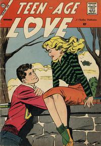 Cover Thumbnail for Teen-Age Love (Charlton, 1958 series) #6