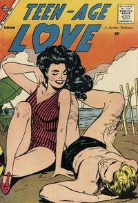 Cover Thumbnail for Teen-Age Love (Charlton, 1958 series) #7