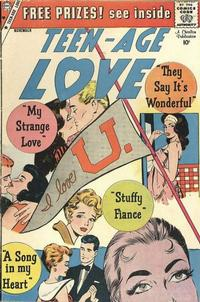 Cover Thumbnail for Teen-Age Love (Charlton, 1958 series) #11
