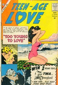 Cover Thumbnail for Teen-Age Love (Charlton, 1958 series) #13