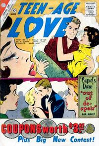 Cover Thumbnail for Teen-Age Love (Charlton, 1958 series) #19