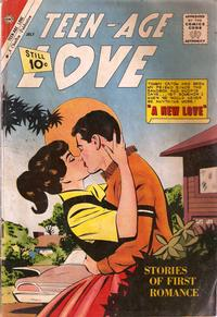 Cover Thumbnail for Teen-Age Love (Charlton, 1958 series) #21