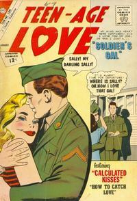 Cover Thumbnail for Teen-Age Love (Charlton, 1958 series) #27
