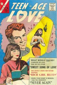 Cover Thumbnail for Teen-Age Love (Charlton, 1958 series) #31