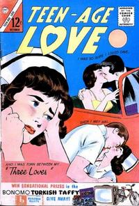 Cover Thumbnail for Teen-Age Love (Charlton, 1958 series) #34