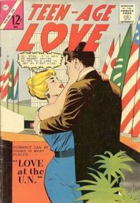 Cover Thumbnail for Teen-Age Love (Charlton, 1958 series) #37