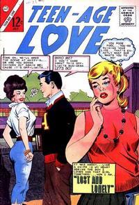 Cover Thumbnail for Teen-Age Love (Charlton, 1958 series) #38