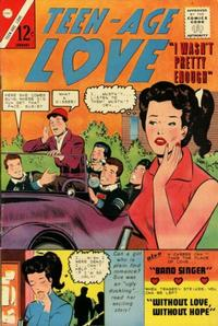 Cover Thumbnail for Teen-Age Love (Charlton, 1958 series) #40