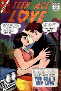 Cover Thumbnail for Teen-Age Love (Charlton, 1958 series) #42
