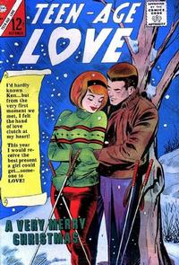 Cover Thumbnail for Teen-Age Love (Charlton, 1958 series) #44