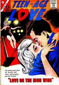 Cover Thumbnail for Teen-Age Love (Charlton, 1958 series) #46