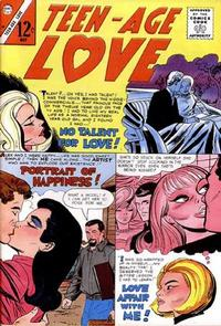 Cover Thumbnail for Teen-Age Love (Charlton, 1958 series) #47