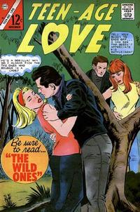Cover Thumbnail for Teen-Age Love (Charlton, 1958 series) #50