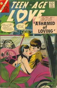 Cover Thumbnail for Teen-Age Love (Charlton, 1958 series) #51