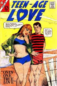Cover Thumbnail for Teen-Age Love (Charlton, 1958 series) #53