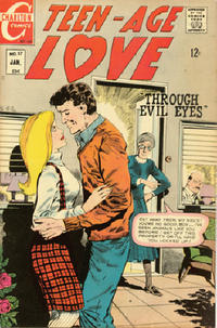 Cover Thumbnail for Teen-Age Love (Charlton, 1958 series) #57