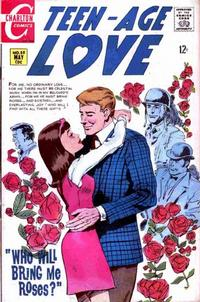 Cover Thumbnail for Teen-Age Love (Charlton, 1958 series) #58