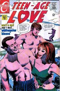 Cover Thumbnail for Teen-Age Love (Charlton, 1958 series) #59