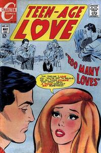 Cover Thumbnail for Teen-Age Love (Charlton, 1958 series) #64