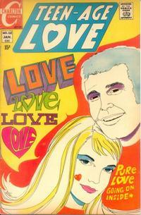 Cover Thumbnail for Teen-Age Love (Charlton, 1958 series) #68
