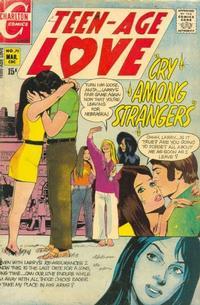 Cover Thumbnail for Teen-Age Love (Charlton, 1958 series) #75