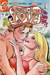Cover Thumbnail for Teen-Age Love (Charlton, 1958 series) #83