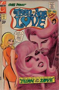 Cover Thumbnail for Teen-Age Love (Charlton, 1958 series) #85