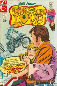 Cover Thumbnail for Teen-Age Love (Charlton, 1958 series) #87
