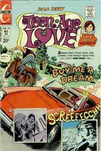 Cover Thumbnail for Teen-Age Love (Charlton, 1958 series) #89